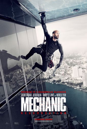 Watch Mechanic: Resurrection