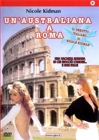An Australian in Rome Poster