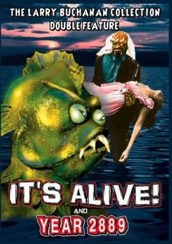 'It's Alive!' Poster