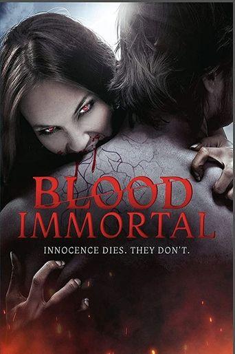 Blood Immortal Poster