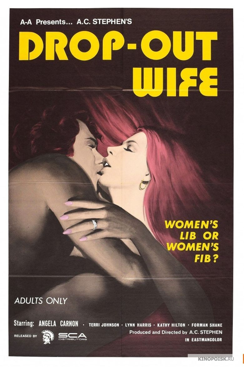 Drop Out Wife Poster