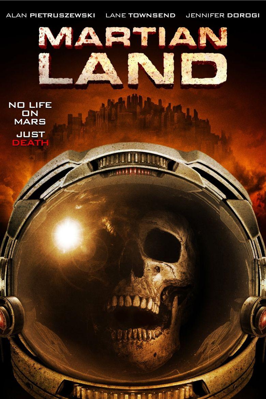 Martian Land Poster