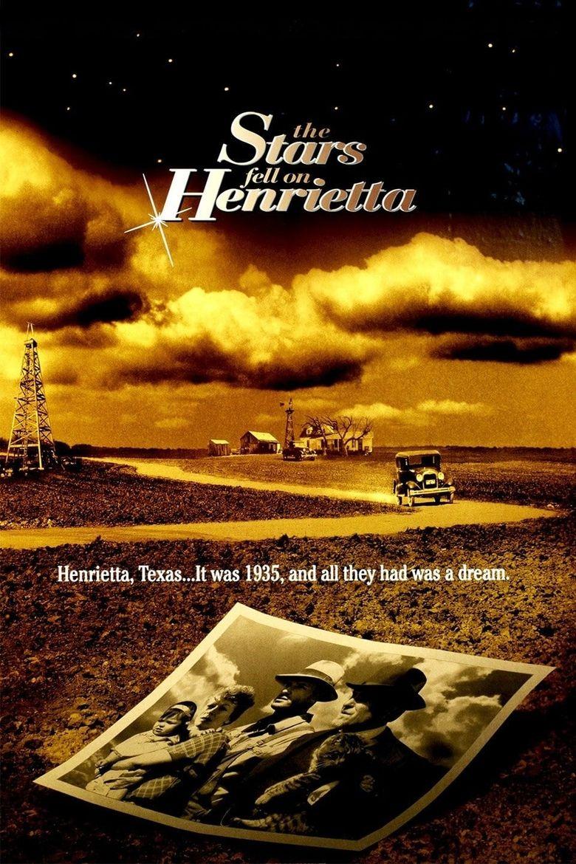 The Stars Fell on Henrietta Poster
