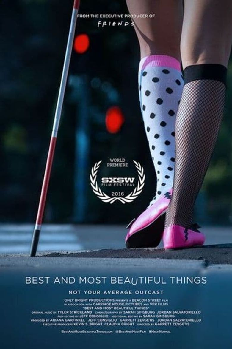 Best and Most Beautiful Things Poster