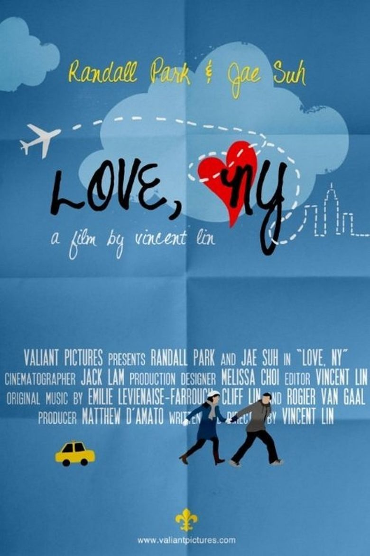 Love NY Poster