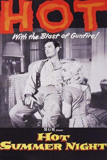 Hot Summer Night Poster