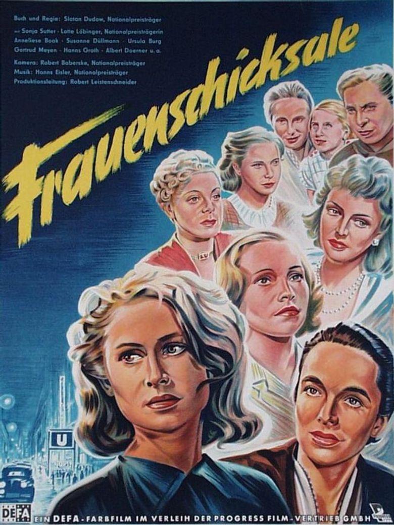 Destinies of Women Poster