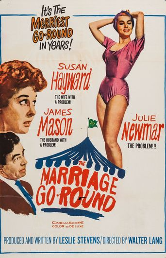 The Marriage-Go-Round Poster