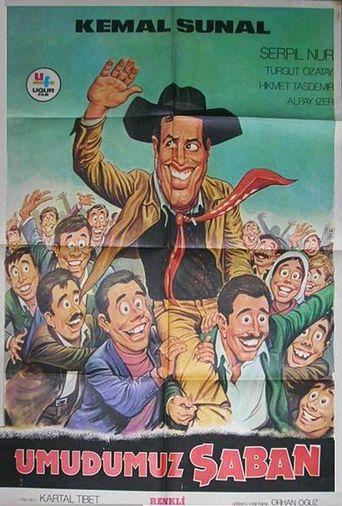 Umudumuz Şaban Poster