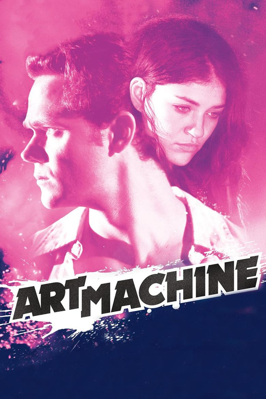 Art Machine Poster