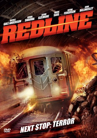 Red Line Poster