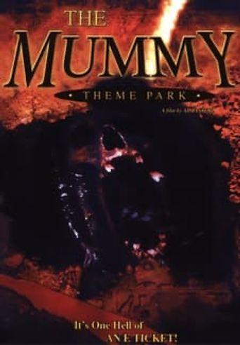 The Mummy Theme Park Poster
