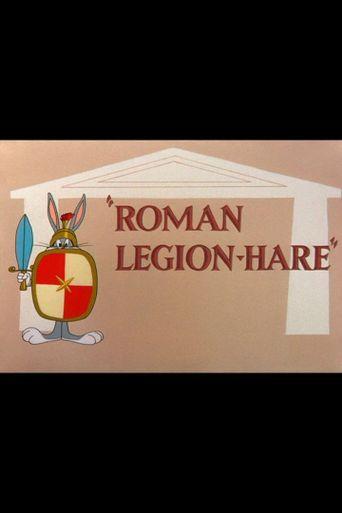 Roman Legion-Hare Poster