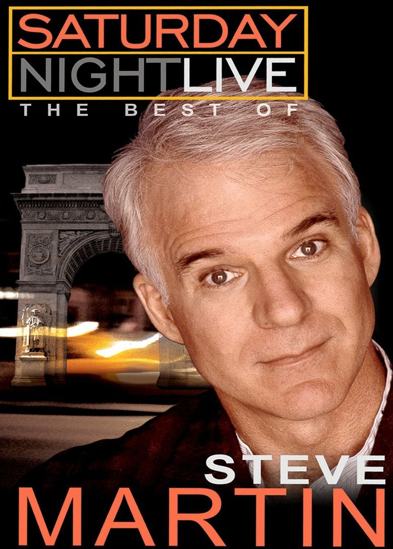 Saturday Night Live: The Best of Steve Martin Poster
