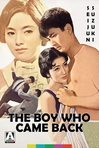The Boy Who Came Back Poster