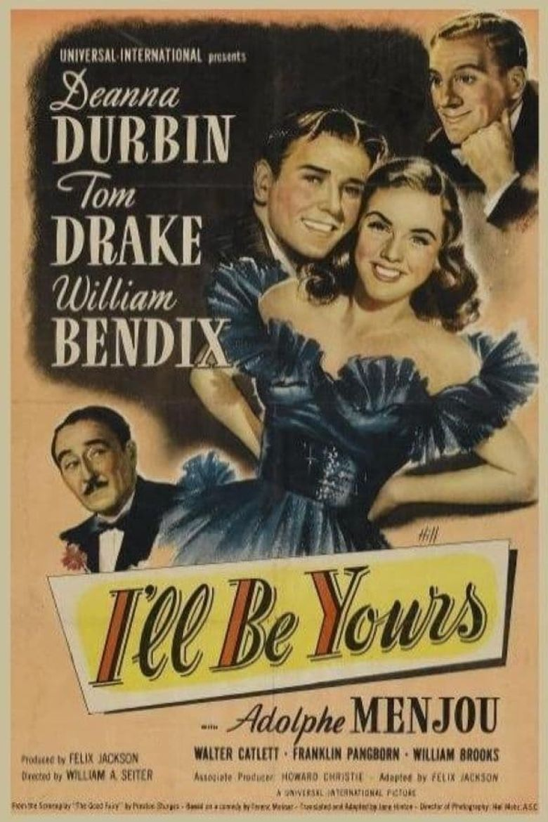 I'll Be Yours Poster