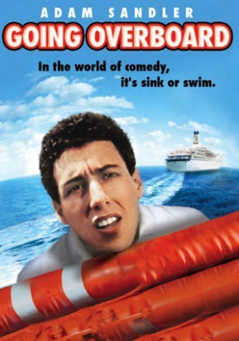 Going Overboard Poster