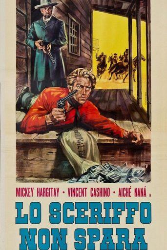 The Sheriff Won't Shoot Poster