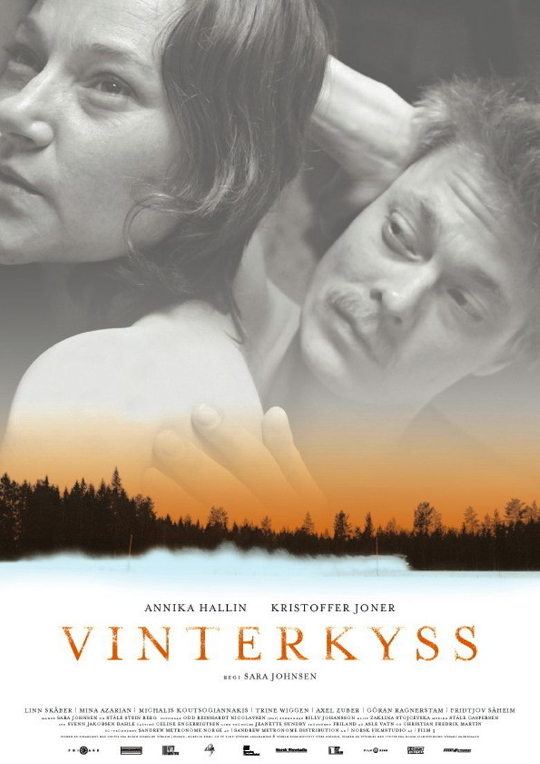 Kissed by Winter Poster