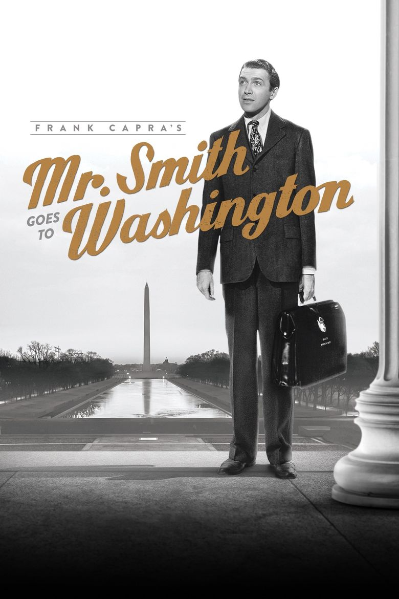 Mr. Smith Goes to Washington Poster