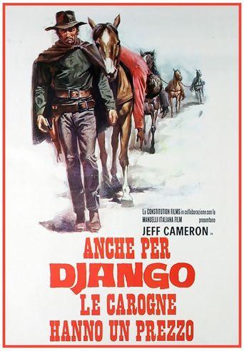 Django's Cut Price Corpses Poster