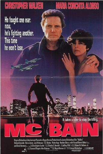 McBain Poster