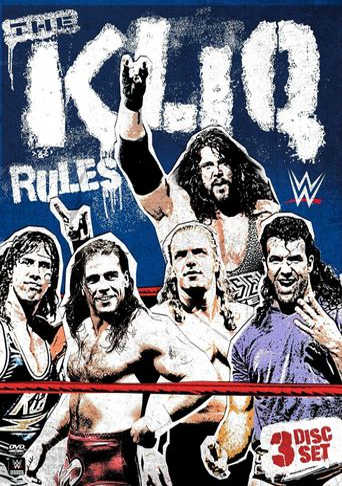 WWE: The Kliq Rules Poster