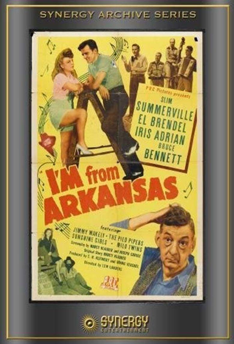 I'm from Arkansas Poster