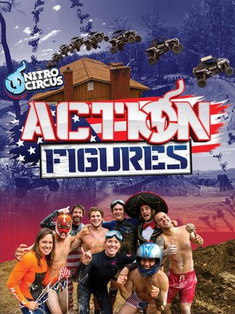Action Figures Poster