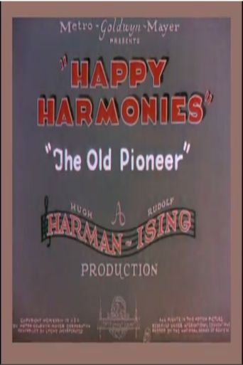 The Old Pioneer Poster