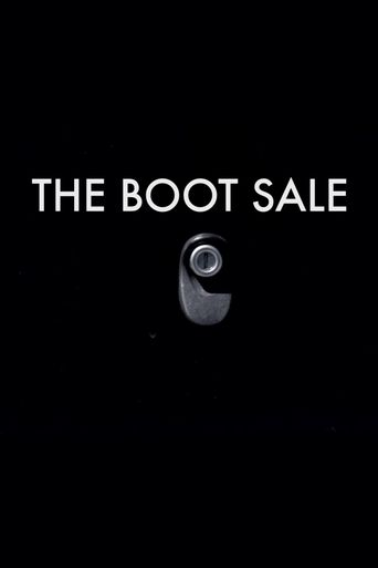 The Boot Sale Poster