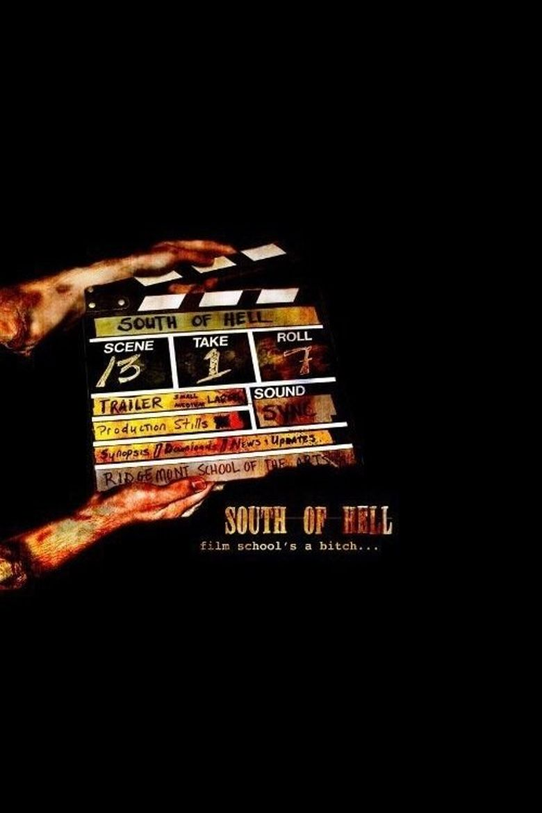 South of Hell Poster
