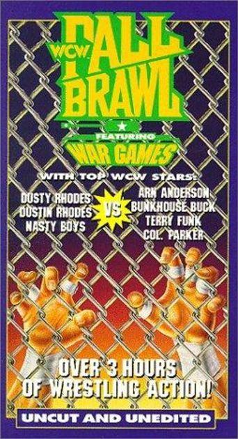 WCW Fall Brawl 1994 Poster