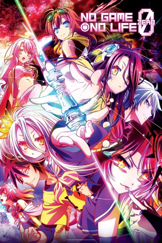 No Game No Life: Zero Poster