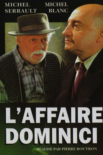 L'affaire Dominici Poster