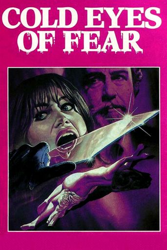 Cold Eyes of Fear Poster