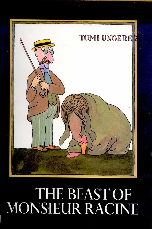 The Beast of Monsieur Racine Poster