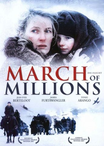 March of Millions Poster