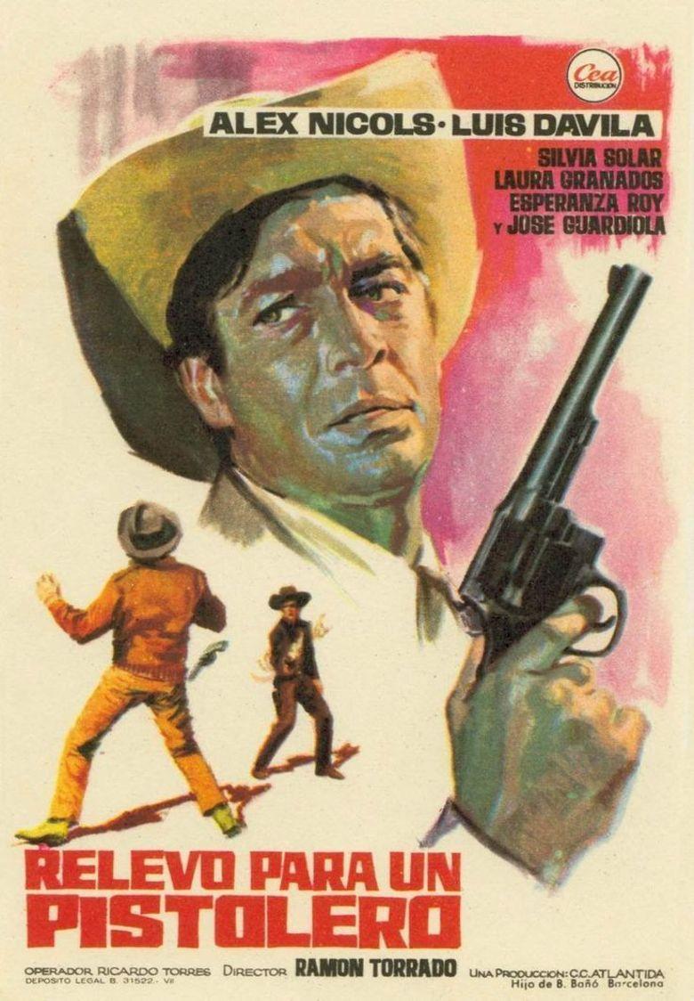 Relevo para un pistolero Poster