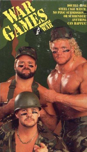WCW WrestleWar 1991 Poster