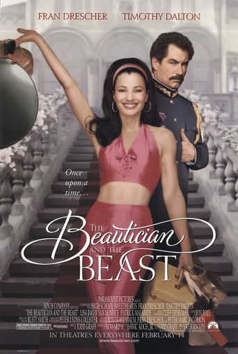 The Beautician and the Beast Poster