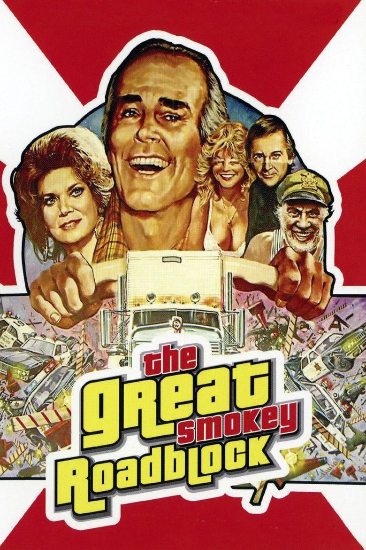 The Great Smokey Roadblock Poster