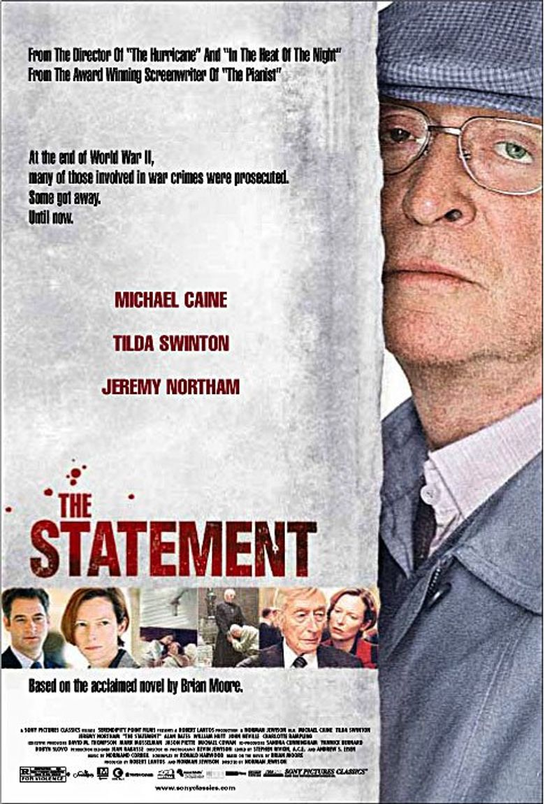 The Statement Poster