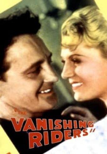 The Vanishing Riders Poster