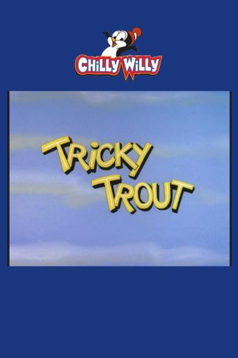 Tricky Trout Poster