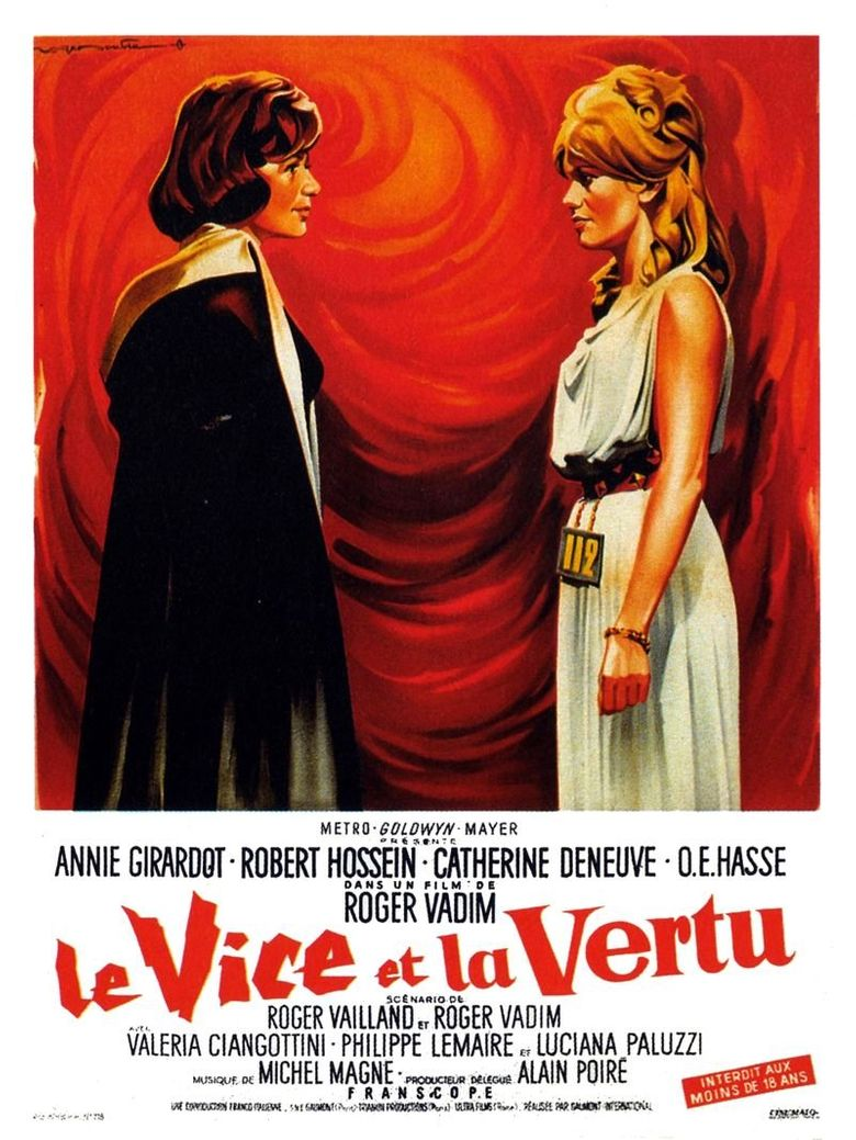 Vice and Virtue Poster