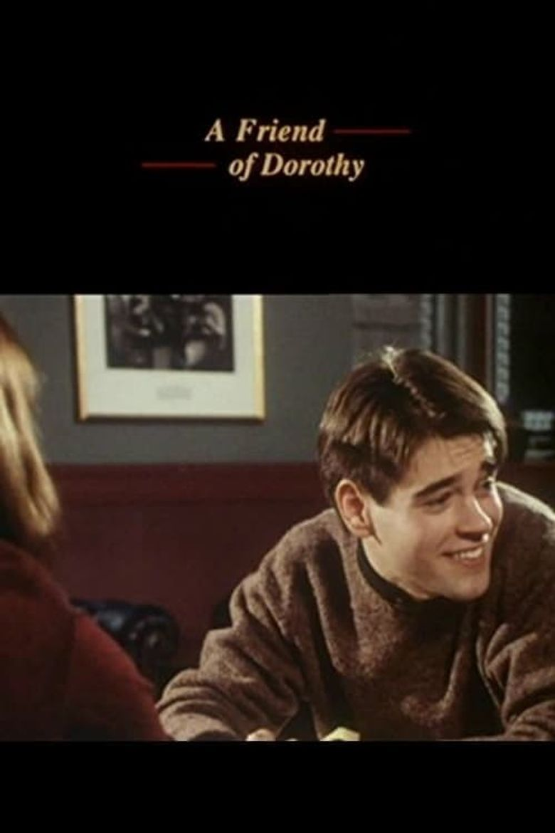 A Friend of Dorothy Poster