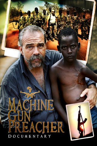 Machine Gun Preacher Documentary Poster