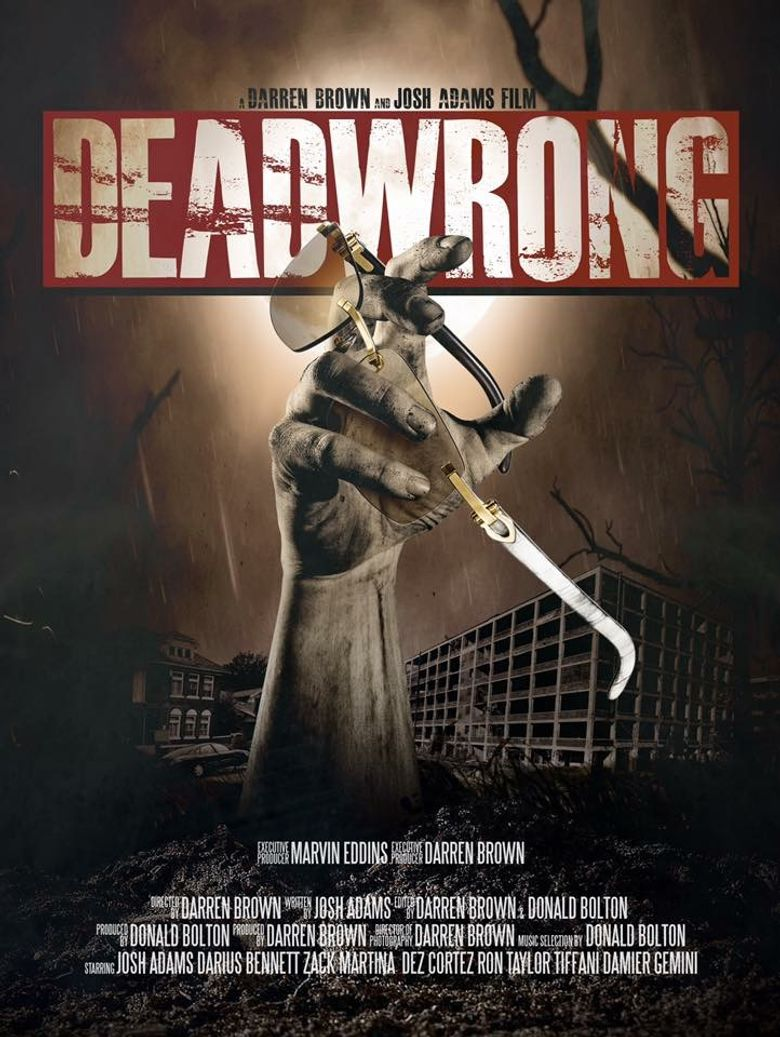 Dead Wrong Poster