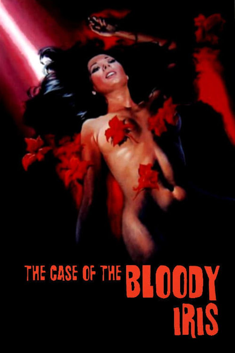 The Case of the Bloody Iris Poster